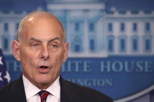 Tổng thống Mỹ thay thế Chánh văn phòng Nhà Trắng