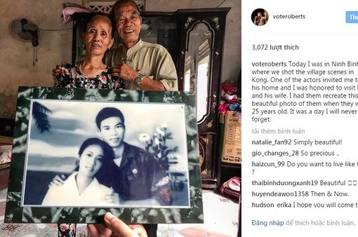 """Đạo diễn """"Kong: Đảo đầu lâu"""": Diễn viên quần chúng Việt Nam đã truyền cảm hứng cho chúng tôi"""