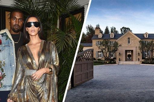 Bộ sưu tập bất động sản của nhà Kardashian