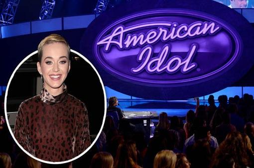 """Katy Perry có hợp đồng """"khủng"""" với nhà sản xuất American Idol"""