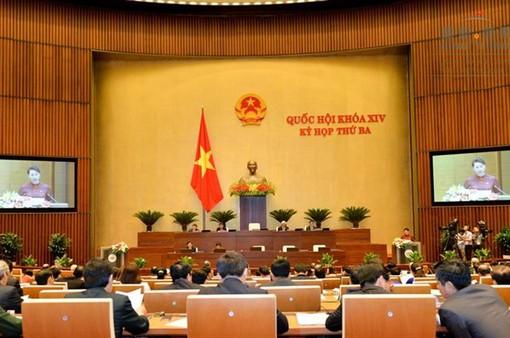 Hôm nay, Quốc hội thảo luận về Luật Hỗ trợ doanh nghiệp nhỏ và vừa