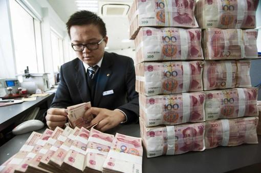 Nợ tăng cao có thể đẩy Trung Quốc vào khủng hoảng tài chính