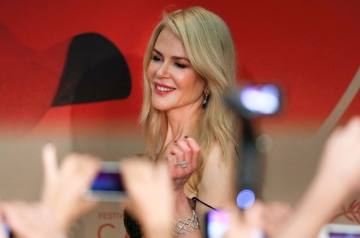"""Nicole Kidman và những khoảnh khắc đẹp """"vô đối"""" tại Cannes 2017"""