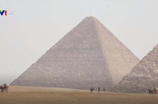 Kim tự tháp Ai Cập đứng vững sau hơn 4.500 năm: Nhiều bí ẩn chưa được giải đáp