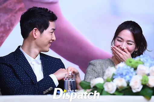 Song Joong Ki tiết lộ kế hoạch tổ chức đám cưới thế kỷ với Song Hye Kyo