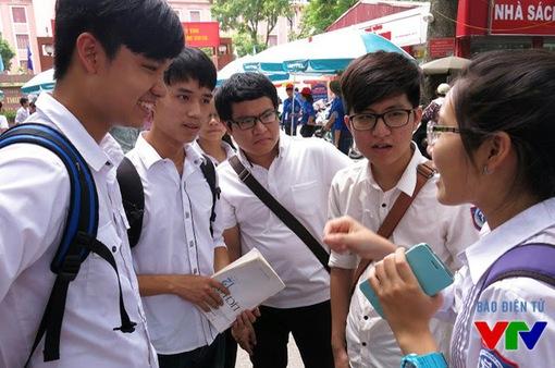 Kỳ thi THPT Quốc gia 2017: Khoa học và hiệu quả hơn