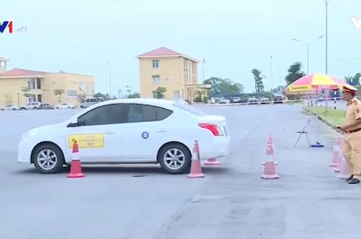 Bộ Công an tổ chức Hội thi lái xe ô tô an toàn