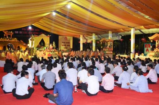 Quảng Trị tổ chức đại lễ cầu siêu ở Thành cổ