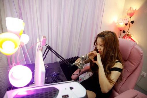 Livestream phát triển như vũ bão tại Trung Quốc