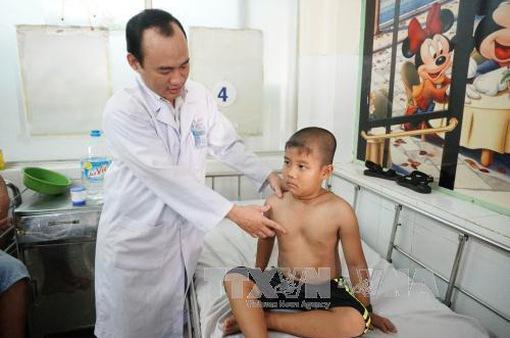 Bệnh lõm ngực ở trẻ nhỏ đang gia tăng