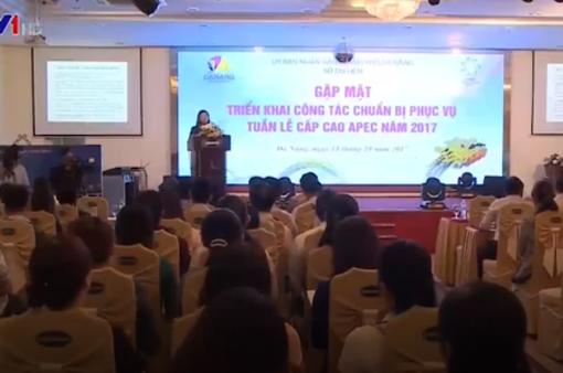 Chuẩn bị cho APEC 2017, Đà Nẵng gặp mặt đơn vị lữ hành