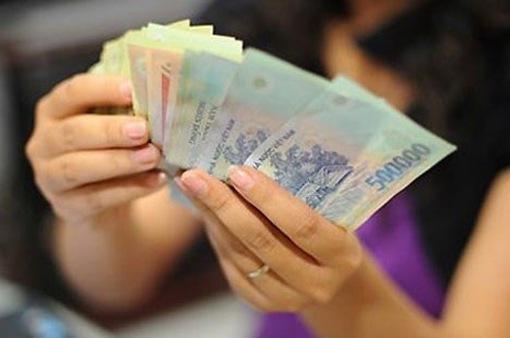 Mức lương cơ sở tăng lên mức 1,3 triệu đồng từ 1/7/2017