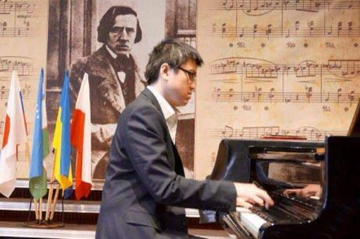 Lưu Đức Anh – nghệ sĩ trẻ mang theo nhiệm vụ lớn