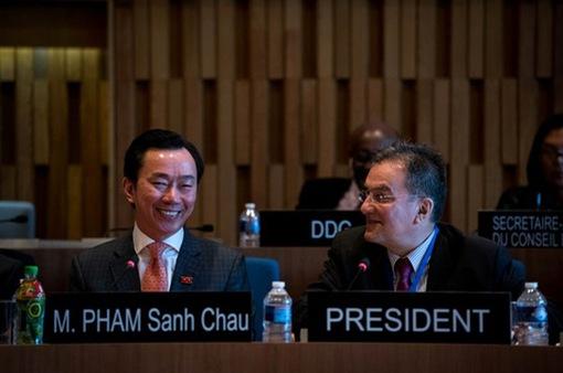 Đại sứ Phạm Sanh Châu vào vòng 3 tranh cử Tổng giám đốc UNESCO