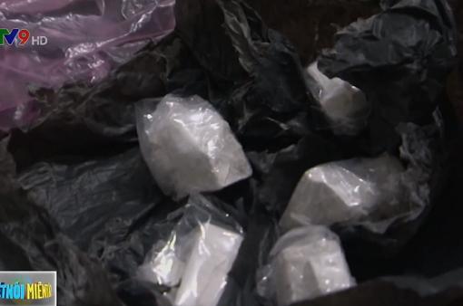 Bắt đối tượng mua bán, vận chuyển chất ma túy tại Cần Thơ