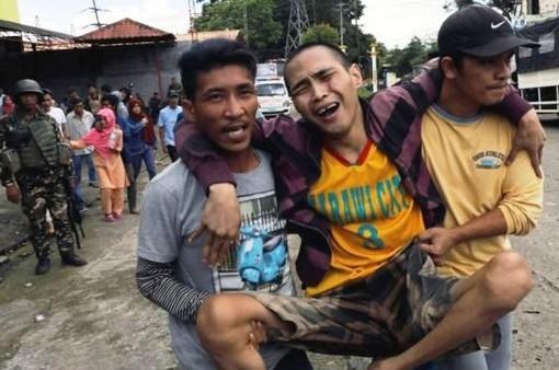 Ít nhất 39 người thiệt mạng trong cuộc giao tranh ở Marawi