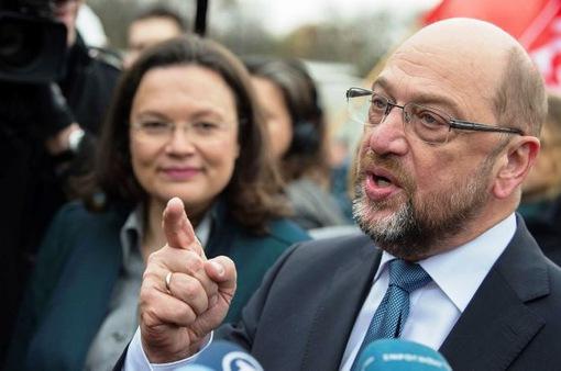 Đức nỗ lực khai thông bế tắc chính trị