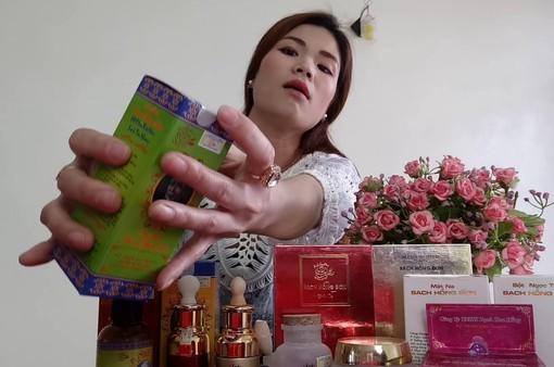 Mỹ phẩm Đông y gia truyền lưu hành trên thị trường phải có giấy phép