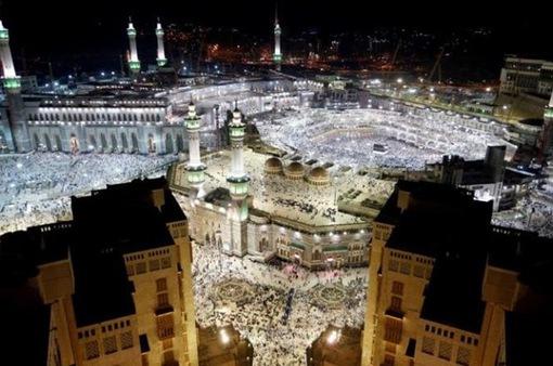 Saudi Arabia phá âm mưu tấn công ở Mecca