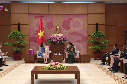 Quốc hội Việt Nam và Mexico tăng cường hợp tác