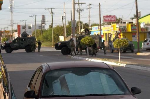 Đấu súng giữa các băng đảng ma túy ở Mexico, 9 người thiệt mạng