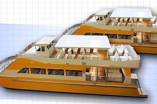 Sau 1 tháng thử nghiệm, bus đường sông TP.HCM chuẩn bị đón khách