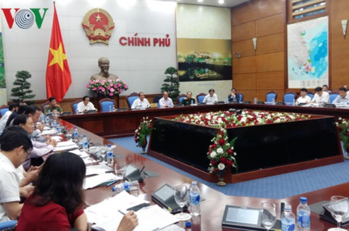 PTTg Trương Hòa Bình chỉ đạo bồi thường sự cố môi trường biển
