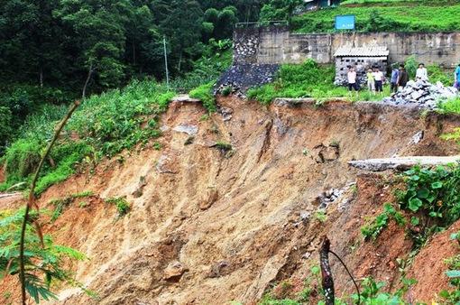 Hà Giang: Nhiều hộ gia đình mất trắng sau cơn lũ