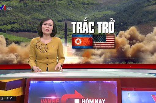Tín hiệu trái chiều về chính sách của Mỹ đối với vấn đề Triều Tiên