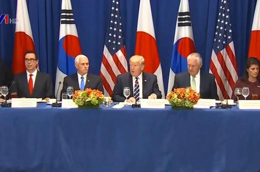 Mỹ mở rộng lệnh trừng phạt Triều Tiên