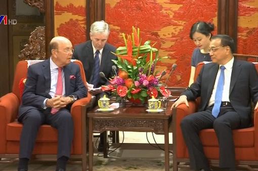 Mỹ, Trung Quốc và quan hệ thương mại