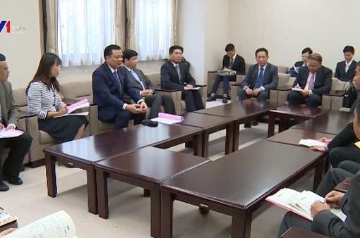 Việt Nam coi trọng các nhà đầu tư Nhật Bản