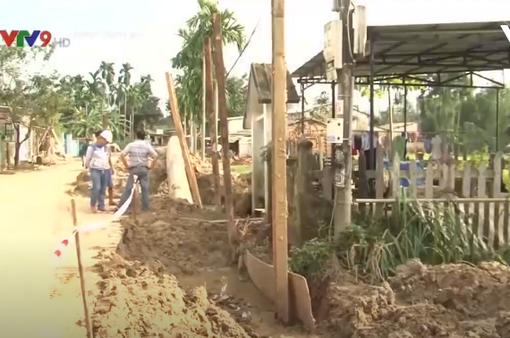 Dự án Nhà máy nước nghìn tỷ ngưng trệ vì dân ngăn cản thi công
