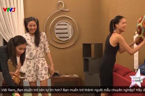 Vietnam's Next Top Model 2017: Sau tất cả, nhà chung lại rộn tiếng cười