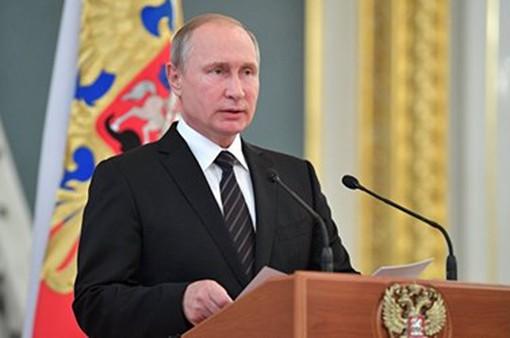 Nga muốn tăng cường tiềm lực quân sự