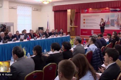 Nga - Việt Nam tăng cường hợp tác trong nhiều lĩnh vực