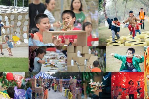 """Ngày hội """"Xem sáng tạo, chơi sáng tạo, mua sáng tạo"""" dành cho cả gia đình"""