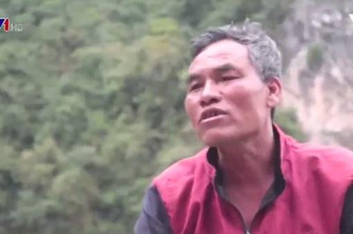 Gặp gỡ người lái đò kiêm hướng dẫn viên du lịch ở vịnh Hạ Long