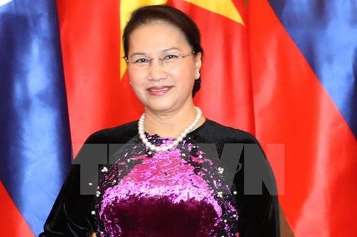 Chủ tịch Quốc hội Nguyễn Thị Kim Ngân thăm chính thức LB Nga