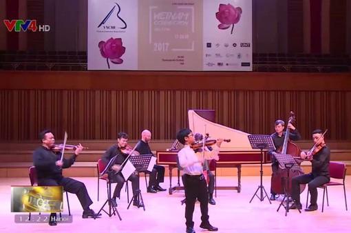 Tài năng violin trẻ Việt Nam đoạt giải nhất Cuộc thi âm nhạc quốc tế tại Thái Lan