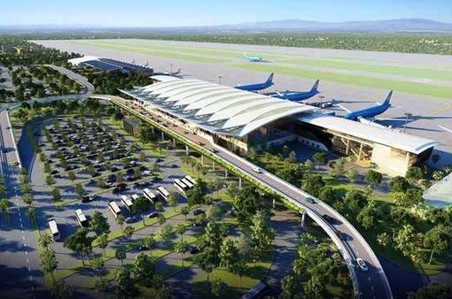 Đề xuất xây thêm sân đỗ máy bay tại Nội Bài