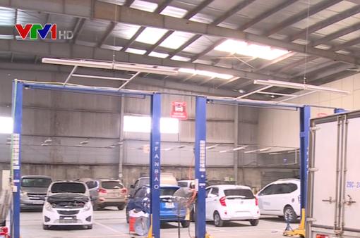 DN nhập khẩu ô tô có cần sở hữu cơ sở bảo hành, bảo dưỡng?