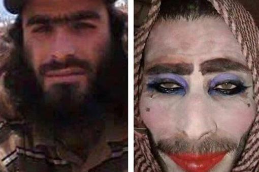 Chiến binh IS giả gái chạy trốn, bị bắt vì… quên cạo râu