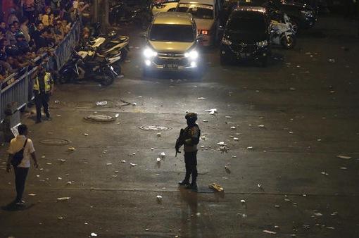 Chưa có thông tin người Việt Nam bị ảnh hưởng vụ đánh bom tại Indonesia