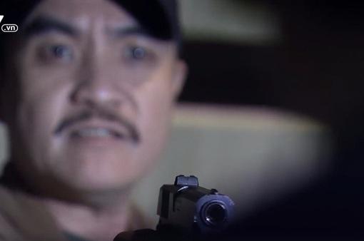 """Tập 19 phim Người phán xử: Ông trùm lần 2 đứng trước họng súng của Lân """"sứa"""""""
