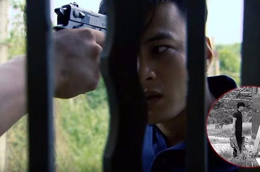 """Tập 37 phim Người phán xử: Vừa ra tù, Lê Thành lại lao đầu vào họng súng của """"Mặt sắt"""""""