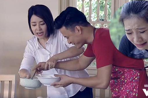 Tập 44 phim Người phán xử: Làm Mỹ Hạnh mang thai, Lê Thành vui vẻ với tình cũ và bị vợ bắt quả tang
