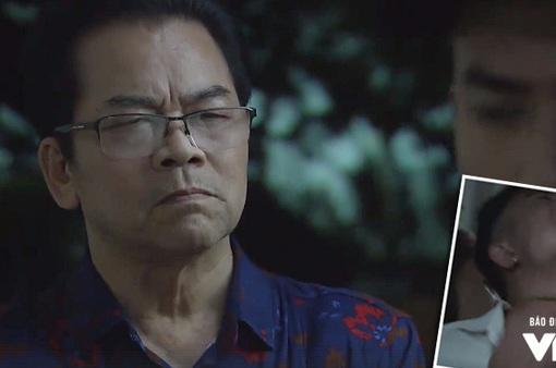 """Tập 35 phim Người phán xử: Kính """"trắng"""" cho đàn em xiết cổ Tú, Tú trách Kính tham lam"""