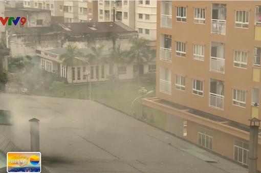 TP.HCM: Gần 600 hộ dân bị ảnh hưởng khói ô nhiễm từ cơ sở sản xuất nui