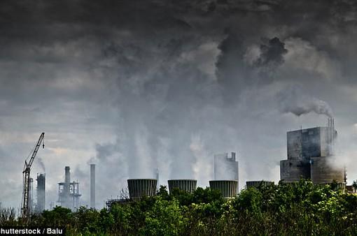 Không khí ô nhiễm gây hại cho thận